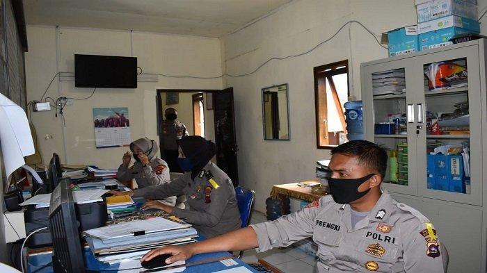 Kapolres Bukittinggi Tegaskan Seluruh Personel Wajib Pakai Masker