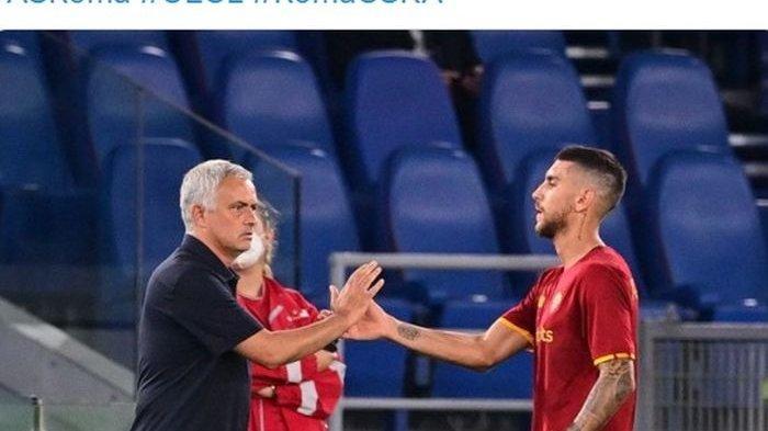 Jose Mourinho Terbukti Jadi Pembeda di AS Roma, I Lupi Tampil Trengginas Kontra CSKA Sofia