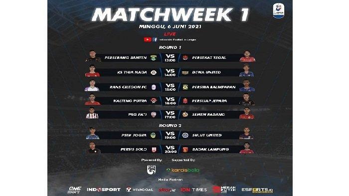 Pertandingan Kedua Indonesia Football e-League 2 Musim 2021-2022, SPFC vs PSG Pati