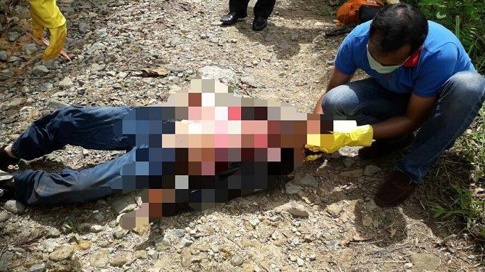 Pria Belumuran Darah Ditemukan di Padang, Tertulis Sebuah Nama dan Ojek 133 Tunggul Hitam di Rompi