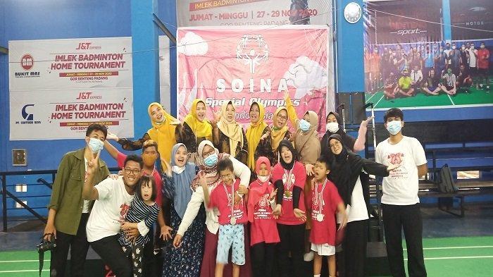 Apresiasi Atlet Kota Padang diVirtual SOIna Indonesia, Sabet 8 Emas, 5 Perak dan 2 Perunggu
