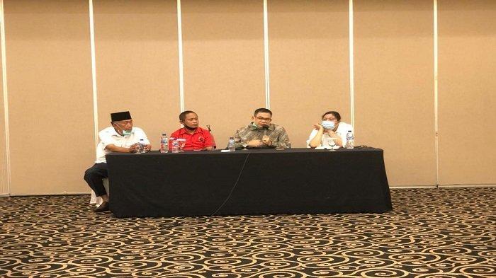 PTTUN Kabulkan Gugatan Paslon Iriadi Dt Tumanggung-Agus Syahdeman, KPU Kabupaten Solok Pleno