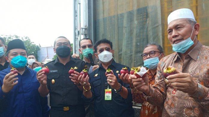 Syahrul Yasin Limpo Datangi Balitbang Pertanian Sumbar: Hasil Riset Harus Bisa Diimplementasikan