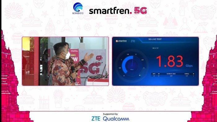 Smartfren Rancang Strategi Komersialisasi 5G, Ingin Tampil All Out