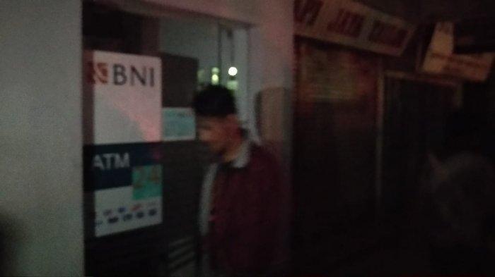 ATM BNI Nyaris Hangus saat Kebakaran di Padang Teater Pasar Raya, Uang Dievakuasi ke Tempat Aman