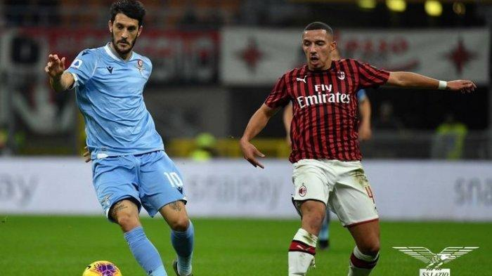 KABAR BURUK AC Milan Jelang Derbi Lawan Inter Milan, Rossoneri Terancam Kehilangan Ismael Bennacer