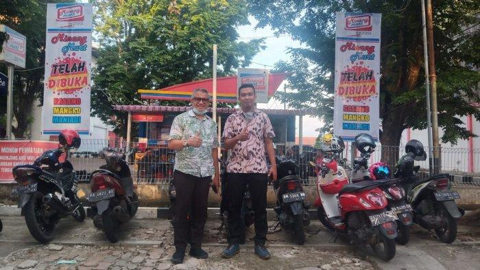 Intip Inovasi Baru Minang Mart Express Kontainer di Padang, Tawarkan Sensasi Nongkrong Kawula Muda