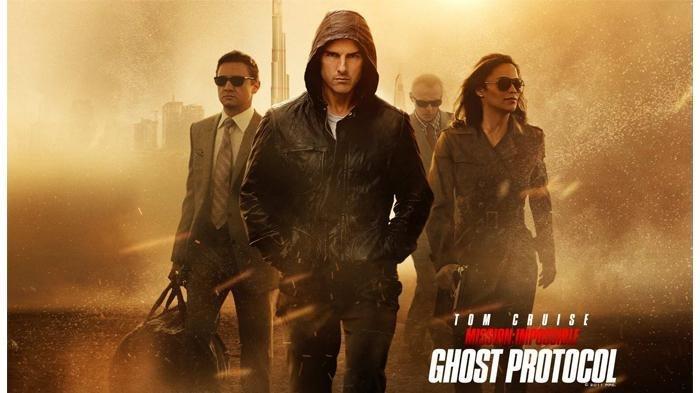 Jadwal Acara TV Hari Ini Minggu 22 September 2019 Trans TV SCTV RCTI GTV, Film Mission Impossible