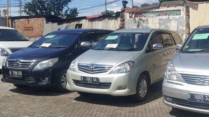 DAFTAR HARGA Mobil Bekas Toyota Kijang Innova dan Avanza Bisa di Bawah Rp 100 Jutaan