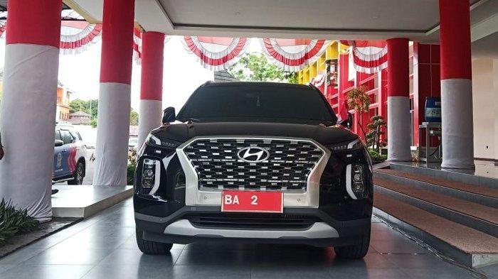 Mengintip Kemewahan Hyundai Palisade yang jadi Mobil Dinas Baru Wagub Sumbar, Ini Spek dan Harganya