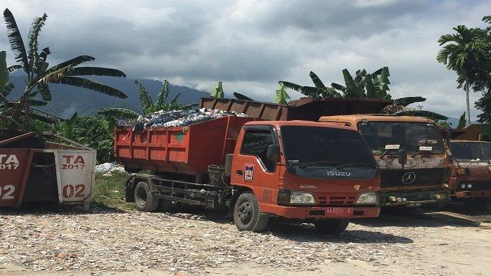 DLH Padang Kekurangan 59 Kontainer Sampah, Mairizon: 30-50 KK Seharusnya Ada 2 Kontainer