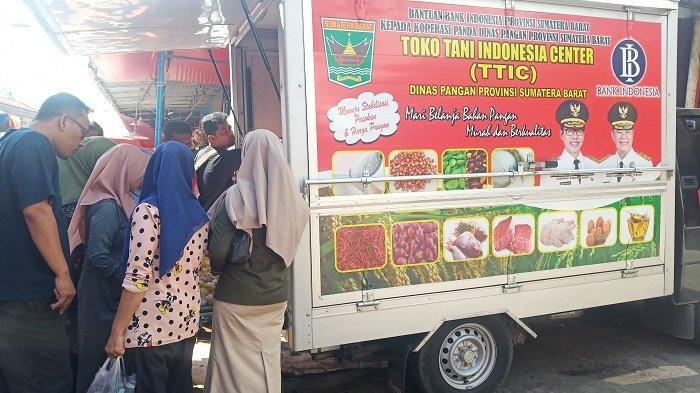 Berikut Ini Jadwal Operasi Pasar Bawang Putih di 11 Kecamatan Kota Padang