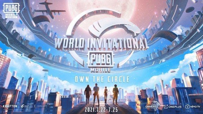 PUBG Mobile World Invitational, 3 Peta Termasuk Erangel, Sanhok dan Miramar: Ini Total Hadiah