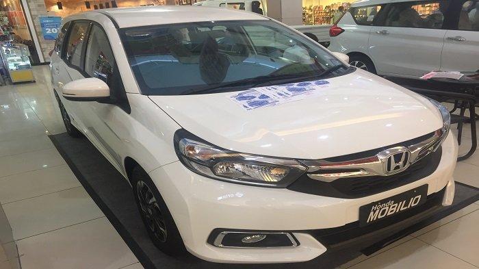 Gebyar Promo Honda Mobilio di Plaza Andalas Padang, DP Rp 18 Juta Mobil Langsung Dibawa Pulang