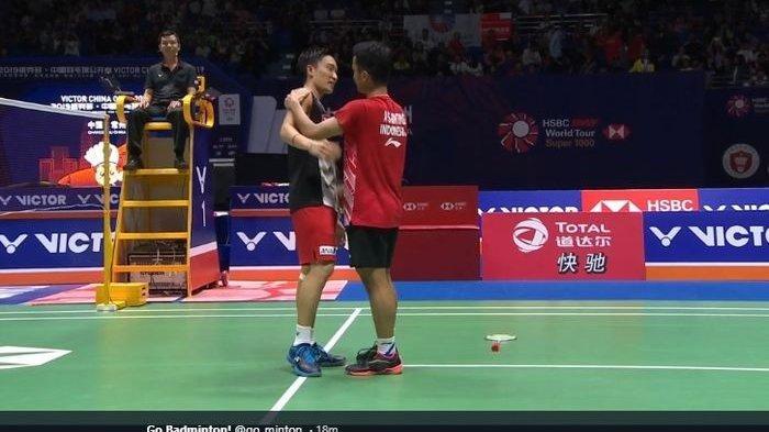 Daftar Pebulu Tangkis Indonesia: Lolos Kualifikasi Olimpiade Tokyo, Ada Shesar Hiren & Fajar/Rian