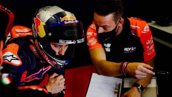 Dovizioso Dikabarkan Suksesor Vinales di Yamaha, Lintasan Sirkuit Red Bull Ring Austria Jadi Saksi