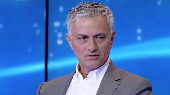 Eks pelatih Manchester United, Chelsea, Real Madrid, Inter Milan, dan FC Porto, Jose Mourinho.