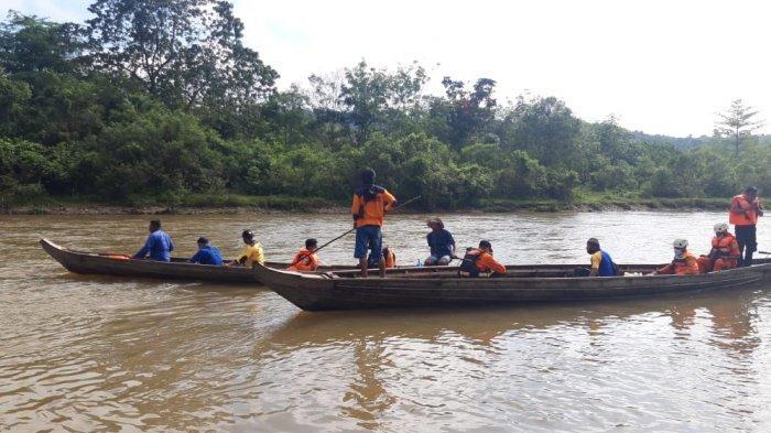 3 Pemudik yang Hanyut di Batang Kapur Belum Ditemukan, Nekat Lewat Sungai Hindari Pos Penyekatan