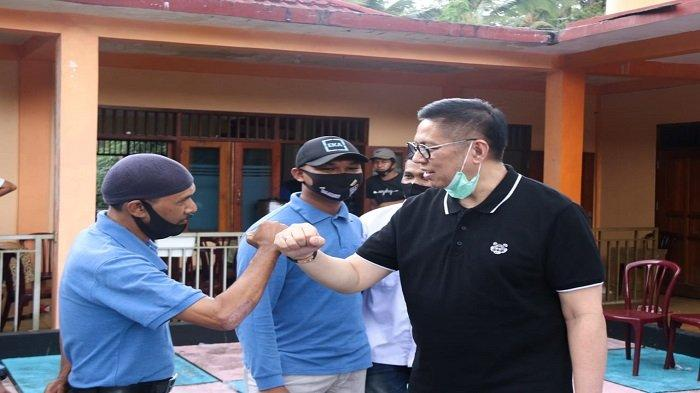 Kelompok Tani di Tanah Datar Dukung Mulyadi Jadi Gubernur Sumbar