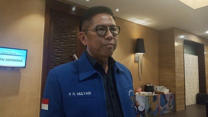 Kader Demokrat Mulyadi: Hubungan Saya dan Gerindra Cukup Baik di Pusat maupun Daerah