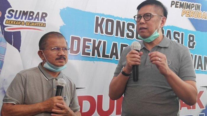 Menyusul NA-IC, Mulyadi-Ali Mukhni Ajukan Gugatan Perselisihan Hasil Pilgub Sumbar ke MK