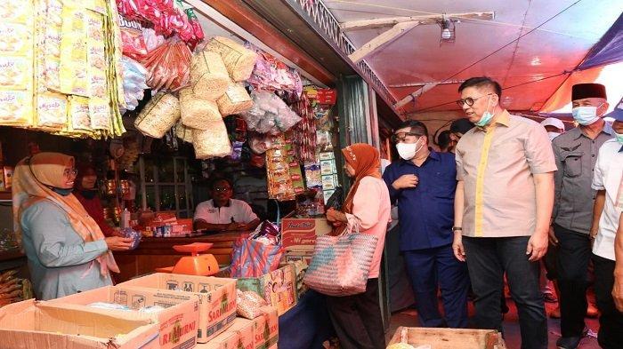 Mulyadi-Ali Mukhni Akan Fokus, Bangkitkan Ekonomi Masyarakat di Tengah Pandemi Covid-19