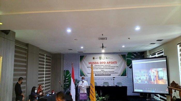 DPD Asosiasi Perusahaan Jasa Tenaga Kerja Indonesia Sumbar, Gelar Musyarawah Daerah di Kota Padang