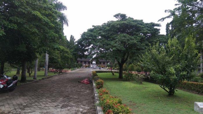 Museum Adityawarman Kota Padang kembali buka mulai hari ini Selasa (18/5/2021)