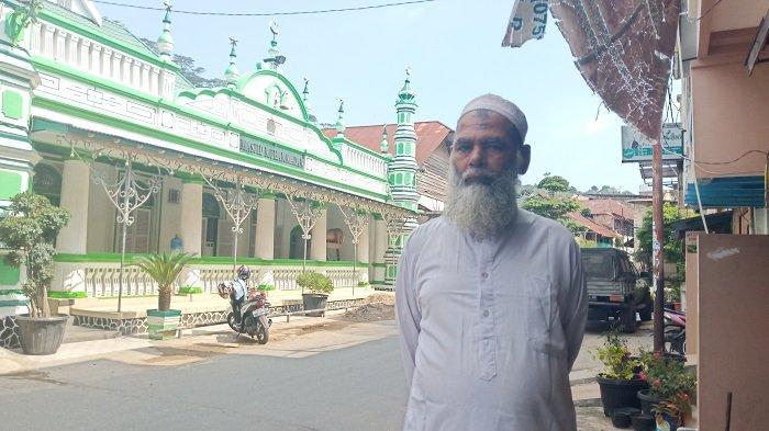 Masjid Muhammadan, Bangunan Bersejarah yang Jadi Objek Wisata Religius di Kota Padang