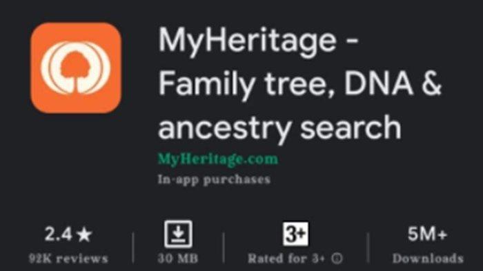 VIRAL Aplikasi MyHeritage, Bikin Foto Jadul Seolah Hidup