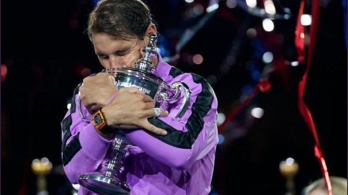 Rafael Nadal Belum Terbendung, Jaga Peluang untuk Rebut Gelar Grand Slam ke-21