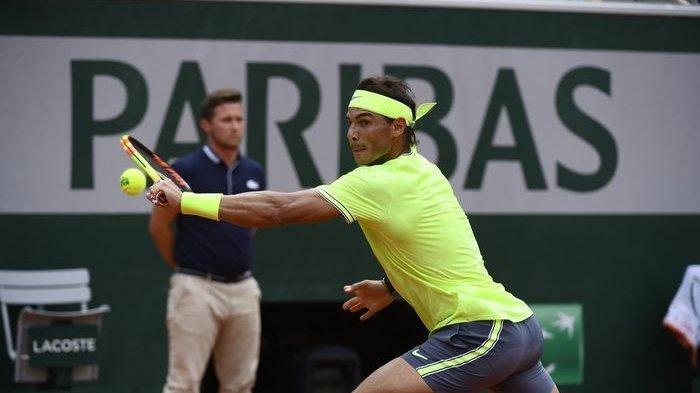 Rafael Nadal Buktikan sebagai 'Raja Tanah Liat' di Roland Garros, Raih Titel Juara Grand Slam ke-20