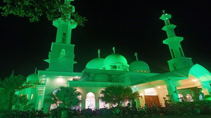 Masjid Baiturrahmah Padang Siap Tampung 500 Orang untuk Iktikaf pada Akhir Ramadhan 1442 H