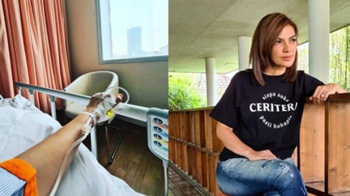 Terkena Gangguan Usus, Najwa Shihab Ceritakan Kegiatannya Saat Dirawat di Rumah Sakit