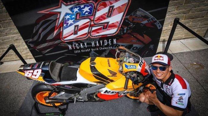 Tensi Pembalap MotoGP Memanas, Takaaki Nakagami Tantang Cal Crutchlow