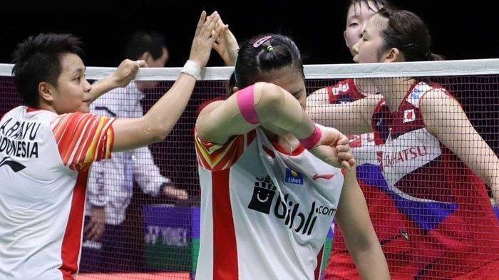 Ganda Putri Jepang Mayu Matsumoto/Wakana Nagahara Catat Sejarah, Juara All England 2021
