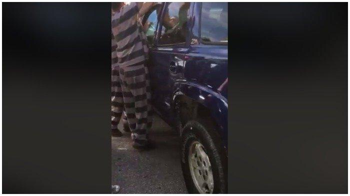Bantu Polisi Selamatkan Bayi yang Terkunci dalam Mobil, Narapidana di AS Gunakan Keahlian Membobol