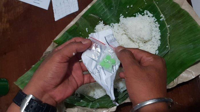 Nasi Bungkus Lauk Pil Ekstasi & Sabu Ditemukan di Lapas Padang, Dititip untuk Randi di Kamar 8A
