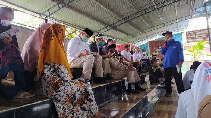 Mengadu ke Nasrul Abit, Warga Solok Keluhkan Air Bersih hingga Gaji Guru Mengaji