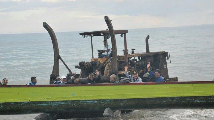 Mentawai Mulai Sering Gempa, Nasrul Abit Ingin Pastikan Kondisi Warga