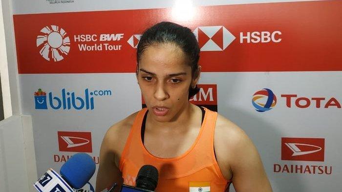 Sang Juara Bertahan, Saina Nehwal Tersisih setelah Babak Belur pada Gim Ketiga
