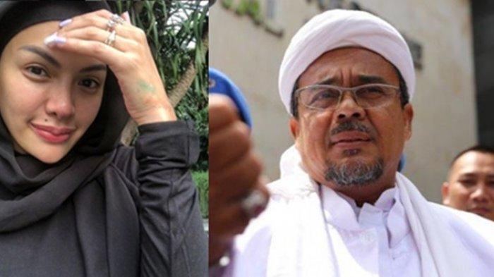 Bukannya Mereda, Perseteruan Nikita Mirzani dan Habib Rizieq Makin Memanas