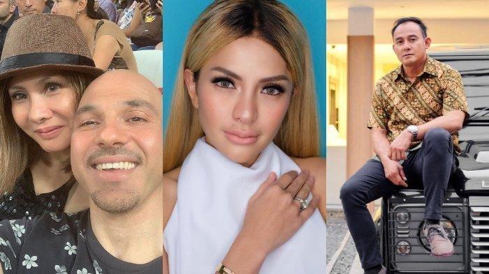 Nikita Mirzani Mengunggah Cuplikan Video Kebersamaan Mantan Suaminya, Dipo Latief dan Sajad Ukra