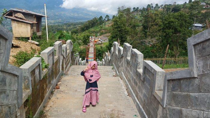 Sajuta Janjang Lereng Singgalang, Destinasi Wisata yang TawarkanPemandangan Alam dari Ketinggian