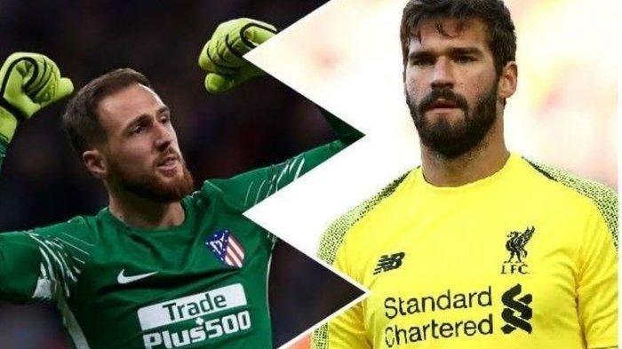 Liverpool Vs Atletico Madrid - Momentum Adu Kepiawaian Dua Kiper Hebat Eropa