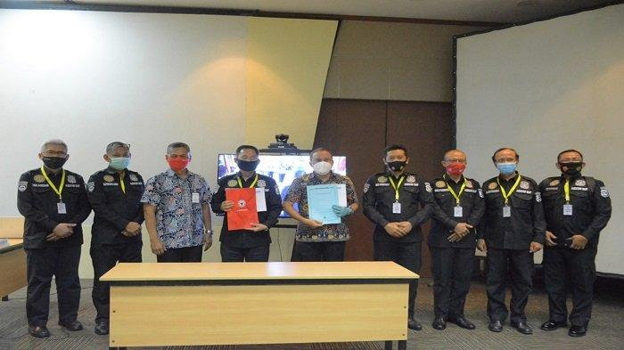 Tim Baharkam Polri Optimistis, Semen Padang Kantongi Sertifikat SMP dan Raih Predikat Gold