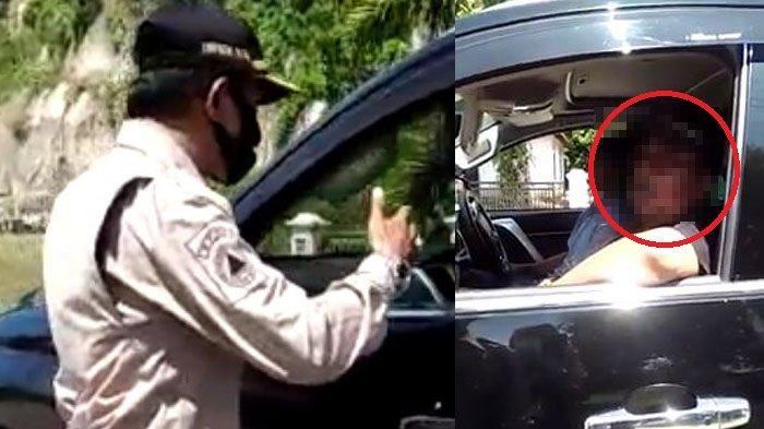 Cekcok dengan Petugas PSBB Agam, Anggota DPRD Pasaman Diberi Sanksi oleh Partai Gerindra