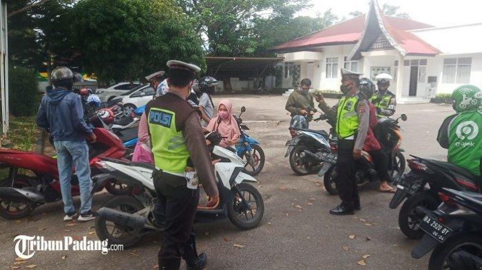 Lokasi Razia Operasi Zebra Singgalang di Padang Tak Tetap, Kasat Lantas: Akan Pindah-pindah