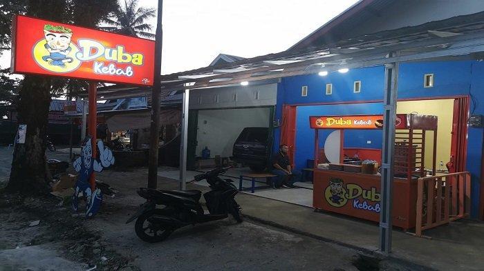 Usaha Kuliner Franchise Duba Kebab Menjanjikan, Empat Bulan Balik Modal