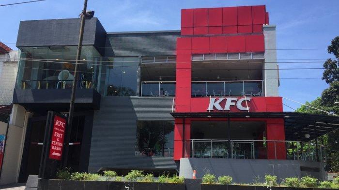 TRIBUNWIKI: Daftar Outlet KFC di Padang, Dilengkapi Jadwal Buka dan Alamat Lengkap